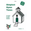 Simplest Hymn Tunes - Anonymous, Bach, Goss, Handel, Hatton, Monk, Parry, Prichard, Stainer, Sullivan and Teschner Arr: Goddard
