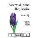 Essential Piano Repertoire Grade 4 - Beethoven, Brahms, Chopin, Handel, Haydn and Schumann