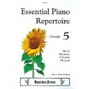 Essential Piano Repertoire Grade 5 - Bach, Brahms, Chopin and Mozart