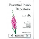 Essential Piano Repertoire Grade 6 - Bach, Beethoven, Brahms, Chopin, Handel and Mendelssohn