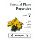 Essential Piano Repertoire Grade 7 - Bach, Brahms, Haydn, Mozart and Schumann