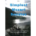 Simplest Mozart Sonatas - Wolfgang Amadeus Mozart