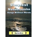 Simplest Mendelssohn Songs Without Words - Felix Mendelssohn