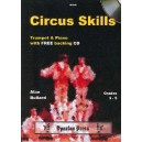 Circus Skills for Trumpet - Alan Bullard