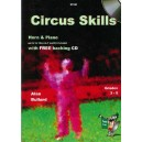 Circus Skills for Horn in F or E flat - Alan Bullard