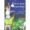 Dances from Terpsichore - Michael Praetorius Arr: William McConnell Artist: Rebecca Leest