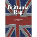 Brittania Rag for Saxophone Quartet - Laurie Holloway