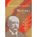 Mazurka Op. 31 by Alphonse Hasselmans - Alphonse Hasselman Transcribed: Ian Denley