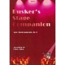 Buskers Stage Companion [C book] - Delibes, Lehár, Mozart, Puccini, Rossini, Tchaikovsky and Verdi Arr: Allen