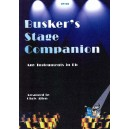 Buskers Stage Companion [B flat book] - Delibes, Lehár, Mozart, Puccini, Rossini, Tchaikovsky and Verdi Arr: Allen