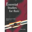 Essential Studies for Flute - Chris Allen