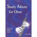 Study Album for Oboe - Chris Allen