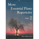 More Essential Piano Repertoire Grade 7 - Bach, Debussy, Moussorgsky and Mozart
