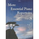 More Essential Piano Repertoire Grade 8 - Bach, Beethoven, Chopin, Debussy and Haydn