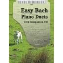 Easy Bach Piano Duets - Johann Christian Bach Arr: Mark Goddard