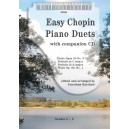Easy Chopin Piano Duets - Frédéric Chopin Arr: Jonathan Kershaw
