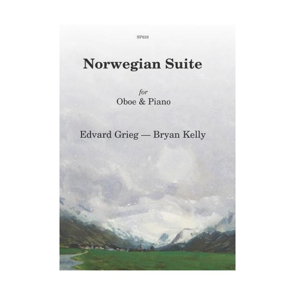 Norwegian Suite for Oboe and Piano - Edvard Grieg and Bryan Kelly