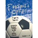 Football Crazy for Trumpet & Piano/CD