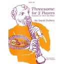 Threesome for 2 Players: Sonatina - David Dubery