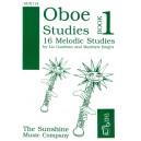 Oboe Studies Book 1 - Matthew Bright and Liz Goodwin