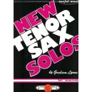 New Tenor Sax Solos Book 1 - Graham Lyons