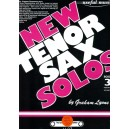 New Tenor Sax Solos Book 3 - Graham Lyons