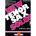 New Tenor Sax Solos Book 3 - Graham Lyons