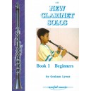 New C Clarinet Solos Book 1 - Graham Lyons