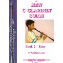 New C Clarinet Solos Book 2 - Graham Lyons