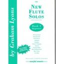 New Flute Solos Book 1 - Graham Lyons