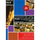 Compositions for Tenor Saxophone Volume 2 - Graham Lyons
