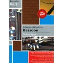 Compositions for Bassoon Volume 1 With CD - Graham Lyons