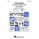 John Leavitt: Ose Shalom (The One Who Makes Peace) - SATB