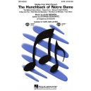 Alan Menken: The Hunchback Of Notre Dame (SATB/Piano)