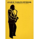 Charlie Parker Omnibus Eb Instruments Edition