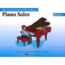 Hal Leonard Student Piano Library: Piano Solos Book 1