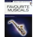 Really Easy Saxophone: Favourite Musicals