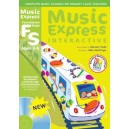 Music Express Interactive - Foundation Stage: Ages 3-5