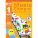 Music Express Interactive - 1: Ages 5-6