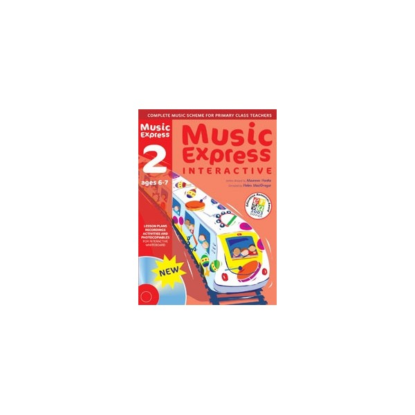 Music Express Interactive - 2: Ages 6-7
