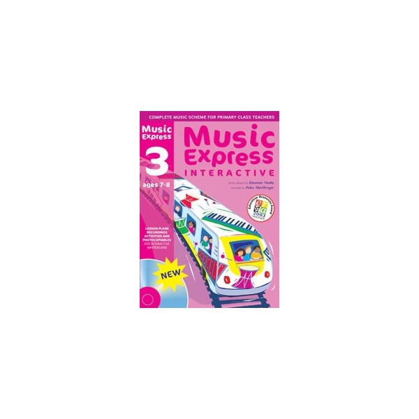 Music Express Interactive - 3: Ages 7-8