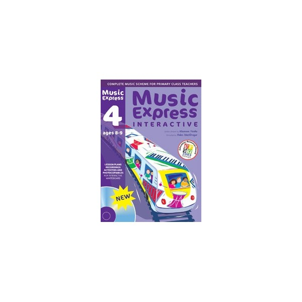 Music Express Interactive - 4: Ages 8-9