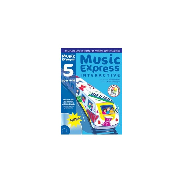 Music Express Interactive - 5: Ages 9-10