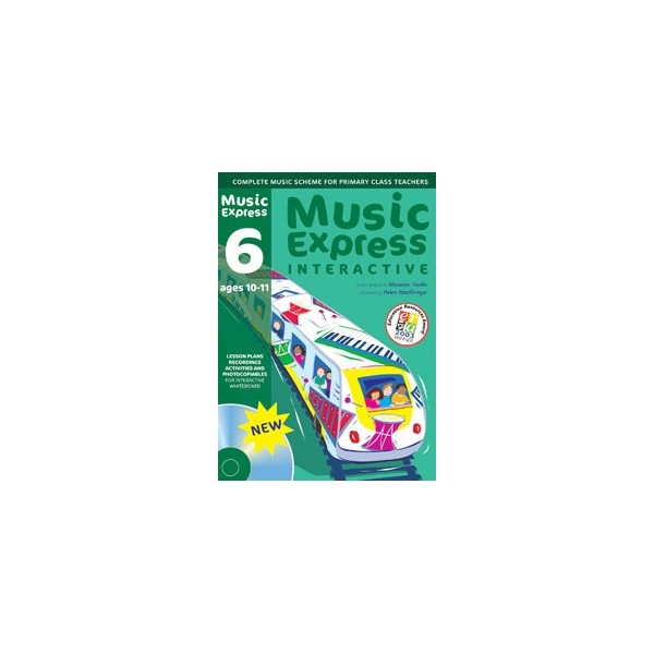Music Express Interactive - 6: Ages 10-11