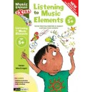 Listening to Music Elements Age 5+