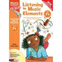 Listening to Music Elements Age 7+