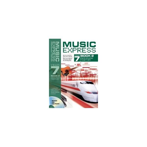Music Express Year 7 Book 2