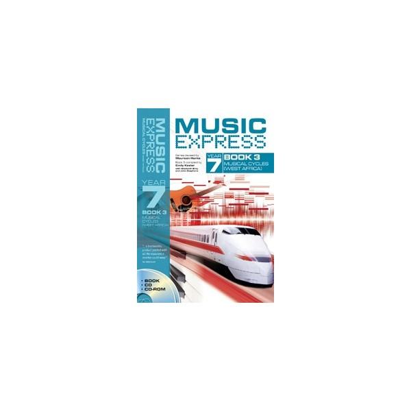 Music Express Year 7 Book 3