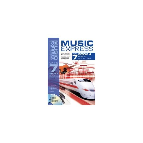 Music Express Year 7 Book 4