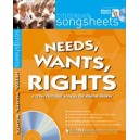Needs, wants and rights